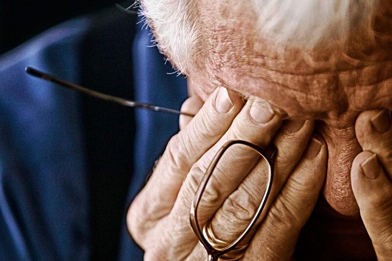 Depresja a otępienie u ludzi w wieku podeszłym