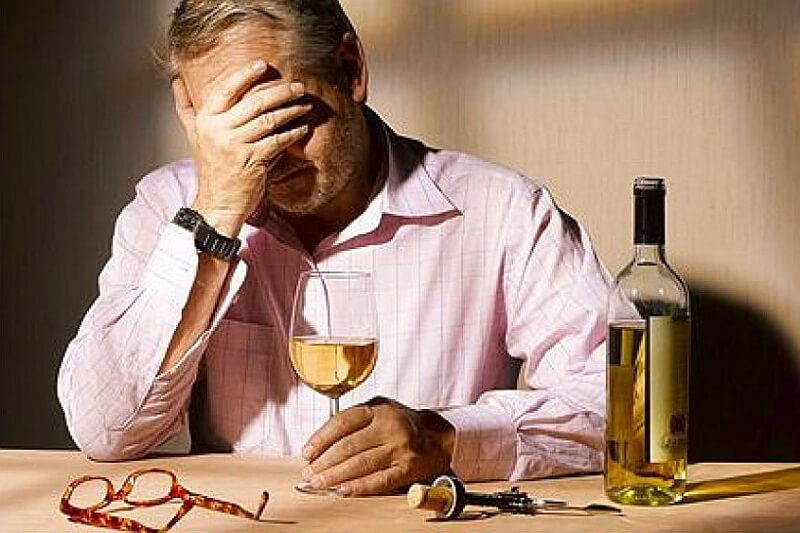 Alkohol i nadciśnienie