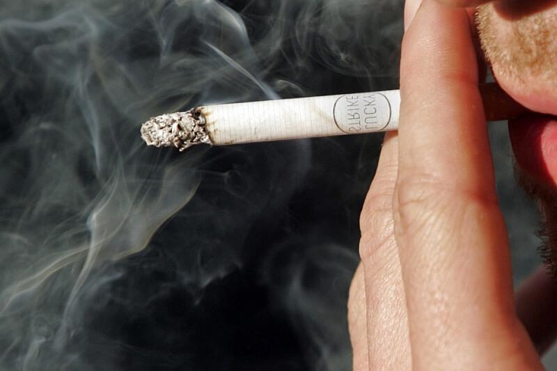 Nikotyna i nadciśnienie