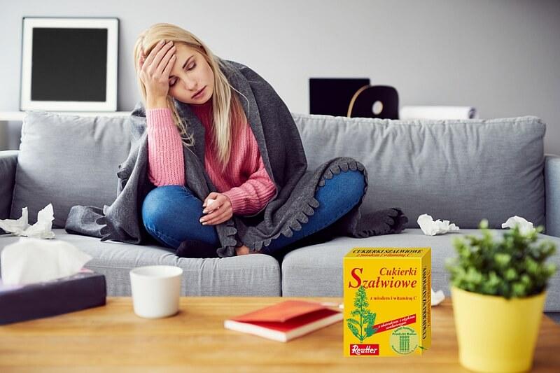 Szałwia – naturalny sprzymierzeniec w walce z infekcjami