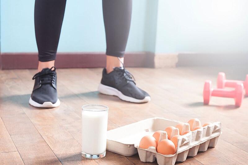 Kalkulator kalorii dla sportowców