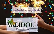 działanie uspakające - validol - Validol