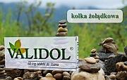 działa przeciwwymiotnie - validol - Validol