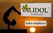 tabletki uspakające - validol - Validol