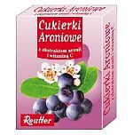 ziołowe produkty - aronia - Cukierki_Aroniowe
