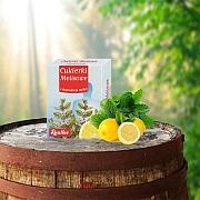 ziołowe cukierki - melisa - Cukierki_Melisowe