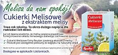 w zielarniach - melisa - Cukierki_Melisowe