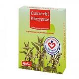 ziołowe wspomaganie - pokrzywa - Cukierki_Pokrzywowe