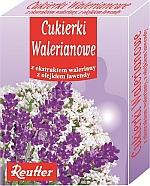 ziołowe produkty - waleriana - Cukierki_Walerianowe