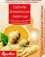 zioła w cukierkach - żeńszeń imbir - Cukierki_Zenszeniowo_Imbirowe