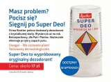 snooker - Dezodorant_SuperDeo