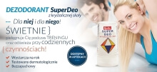 curling - Dezodorant_SuperDeo